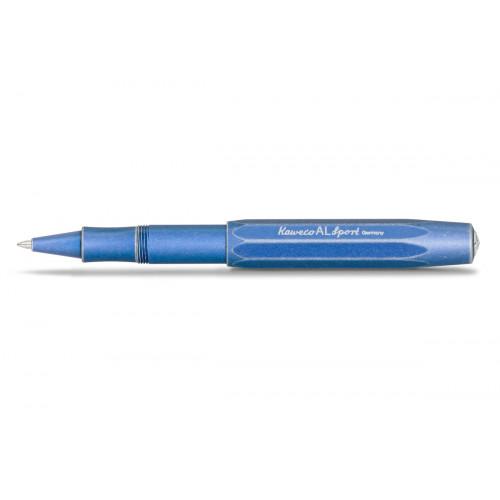 KAWECO AL SPORT ROLLERBALL PEN - STONEWASHED BLUE