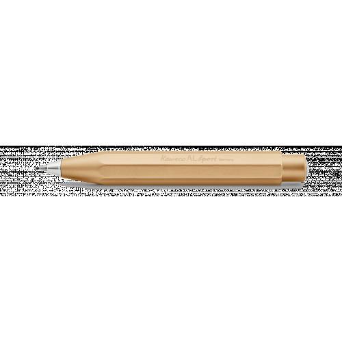 KAWECO AL SPORT PENCIL 0.7MM LEAD - GOLD EDITION