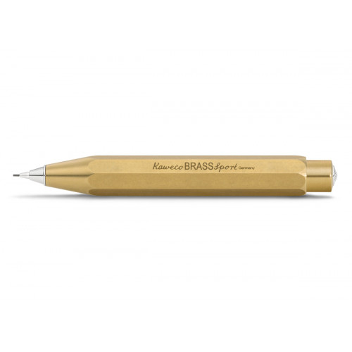 KAWECO BRASS SPORT PENCIL 0.7MM LEAD