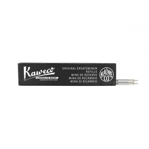 KAWECO D1 BALLPOINT REFILL NEEDLE POINT - BLACK - EF