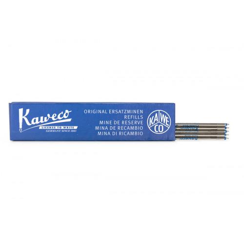 KAWECO D1 BALLPOINT REFILLS - BLUE - M