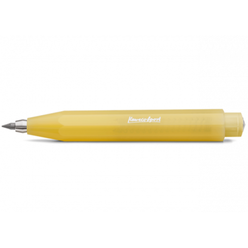 KAWECO FROSTED SPORT PENCIL 3.2MM - SWEET BANANA
