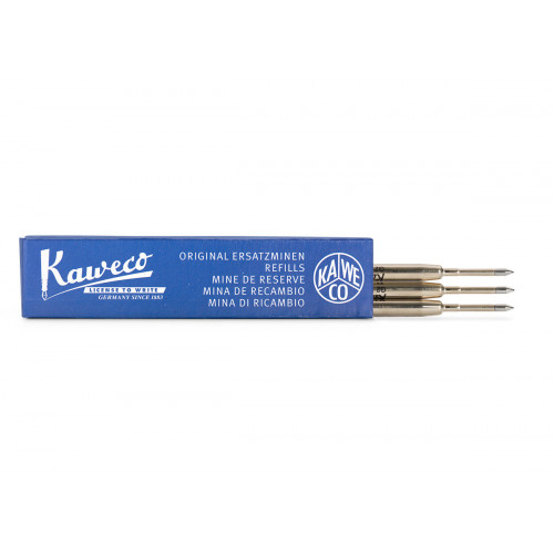 KAWECO G2 BALLPOINT REFILLS - BLUE - F