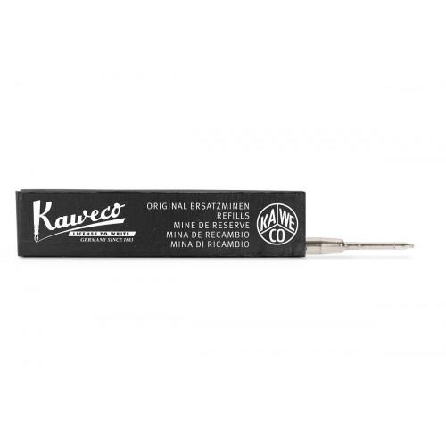 KAWECO G2 ROLLERBALL REFILL - BLACK - 0.7mm