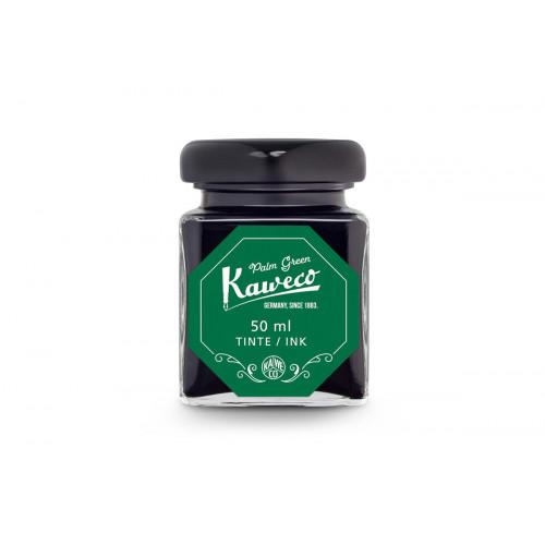 KAWECO BOTTLED INK - 50ml - PALM GREEN