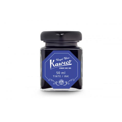 KAWECO BOTTLED INK - 50ml - ROYAL BLUE