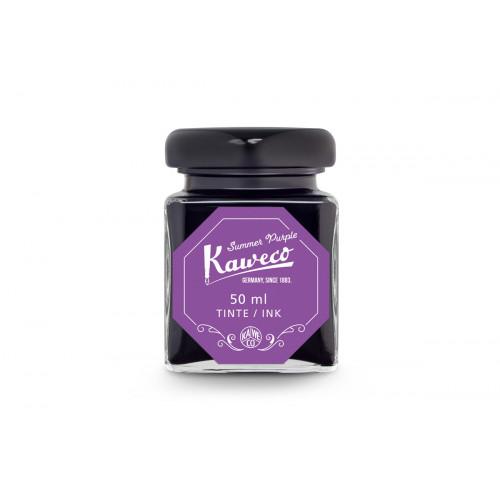 KAWECO BOTTLED INK - 50ml - SUMMER PURPLE
