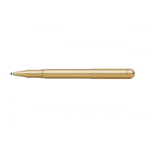 KAWECO LILIPUT BALLPOINT PEN - CAPPED BRASS