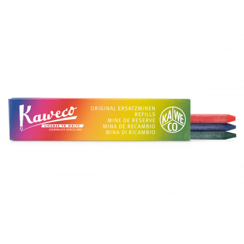 KAWECO 5.6MM LEADS - RED, BLUE & GREEN