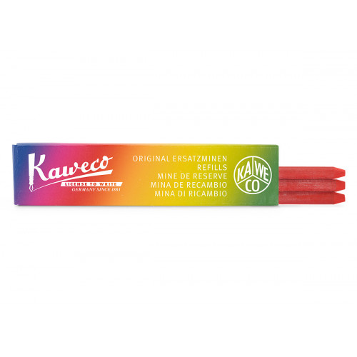 KAWECO 5.6MM LEADS - RED