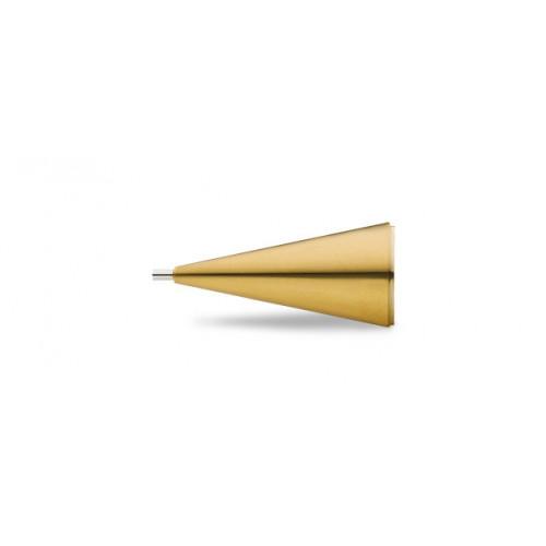 PARTS - KAWECO SPECIAL PENCIL - BRASS - 2.0 MM CONE